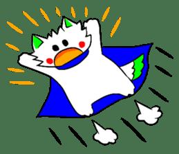 Pudding-chan kitten 2 sticker #1621372