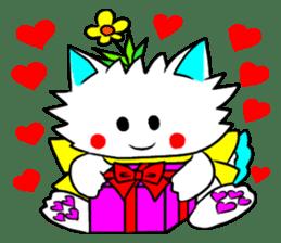 Pudding-chan kitten 2 sticker #1621375