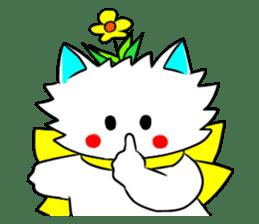 Pudding-chan kitten 2 sticker #1621376