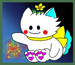 Pudding-chan kitten 2 sticker #1621385