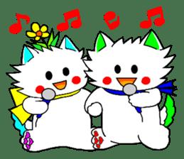 Pudding-chan kitten 2 sticker #1621390
