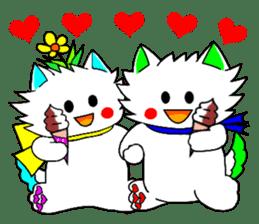Pudding-chan kitten 2 sticker #1621391