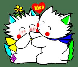 Pudding-chan kitten 2 sticker #1621392