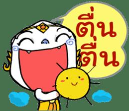 Thai Magic Monkey sticker #1622705