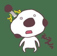 Mamefu-kun sticker #1628187