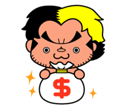 Wrestler Suwama sticker #1628906