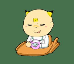 Baby Takkun sticker #1630756
