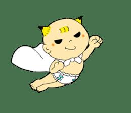 Baby Takkun sticker #1630764