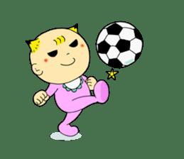 Baby Takkun sticker #1630777