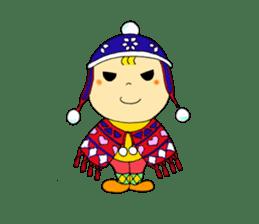 Baby Takkun sticker #1630783