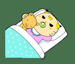 Baby Takkun sticker #1630787
