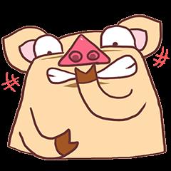 Piggie Cute Pig