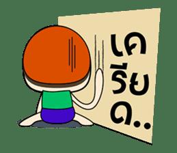 Khun Khai sticker #1632291