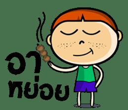 Khun Khai sticker #1632298