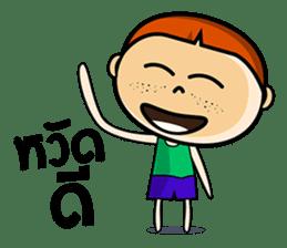 Khun Khai sticker #1632304