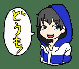 Kagemaru's Sticker sticker #1632313