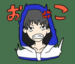 Kagemaru's Sticker sticker #1632318