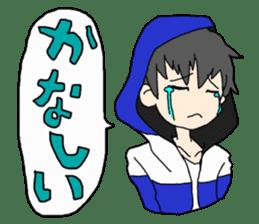 Kagemaru's Sticker sticker #1632319