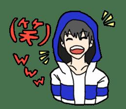 Kagemaru's Sticker sticker #1632327