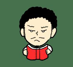yuru-ossan sticker #1636890