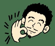 yuru-ossan sticker #1636891