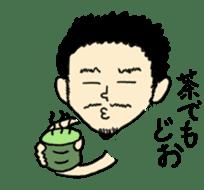 yuru-ossan sticker #1636892