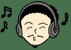 yuru-ossan sticker #1636913