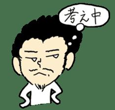 yuru-ossan sticker #1636919