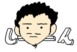 yuru-ossan sticker #1636920