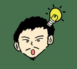 yuru-ossan sticker #1636926