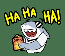 Shark Cousins Set sticker #1638064