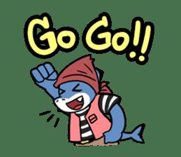 Shark Cousins Set sticker #1638078