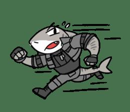 Shark Cousins Set sticker #1638083