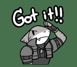 Shark Cousins Set sticker #1638090