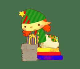 the Elf sticker #1642349