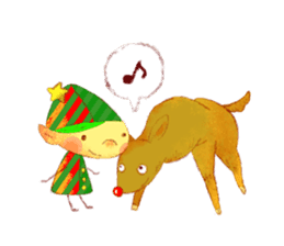 the Elf sticker #1642357