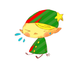 the Elf sticker #1642358