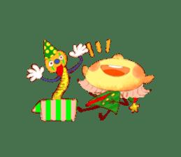 the Elf sticker #1642359