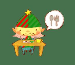 the Elf sticker #1642362