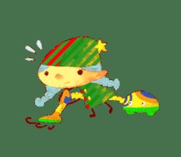 the Elf sticker #1642364