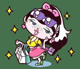Cutie  LUCY sticker #1648299