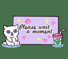 Cutie  LUCY sticker #1648320