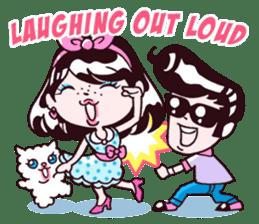 Cutie  LUCY sticker #1648328