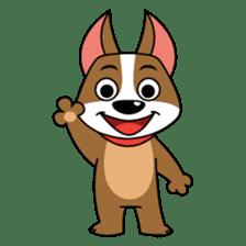 Diggity Dog - Walk Me, Feed Me sticker #1653553