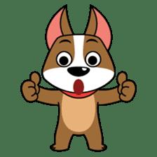 Diggity Dog - Walk Me, Feed Me sticker #1653556