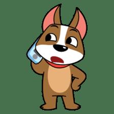 Diggity Dog - Walk Me, Feed Me sticker #1653569