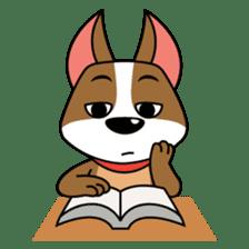 Diggity Dog - Walk Me, Feed Me sticker #1653575