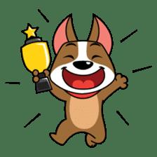 Diggity Dog - Walk Me, Feed Me sticker #1653583