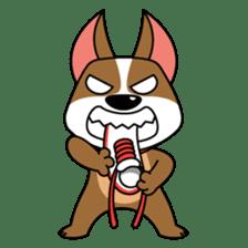 Diggity Dog - Walk Me, Feed Me sticker #1653588