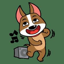 Diggity Dog - Walk Me, Feed Me sticker #1653592